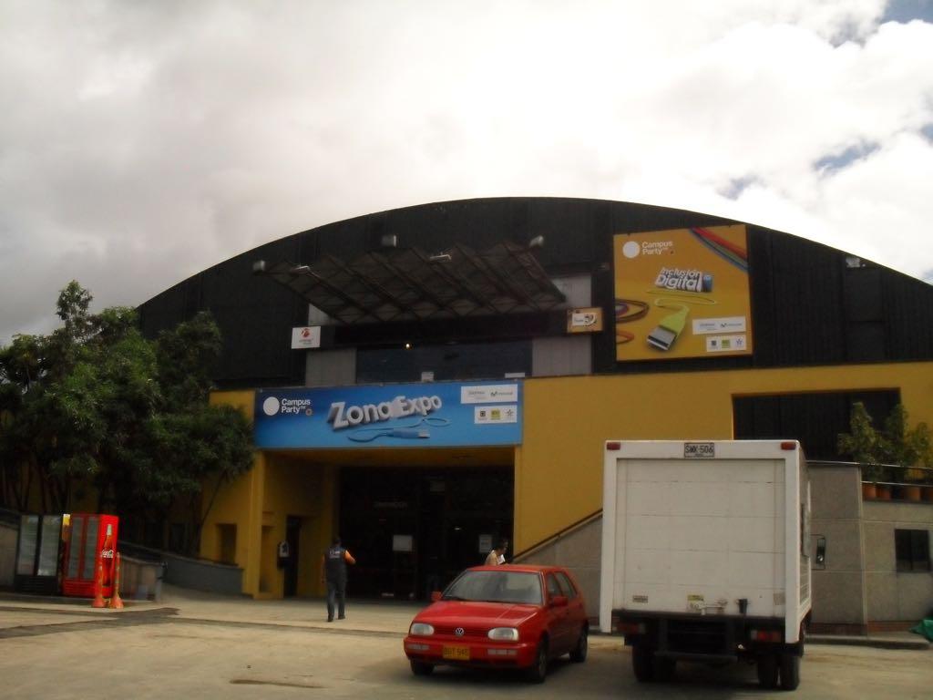 Pabellón Zona Expo